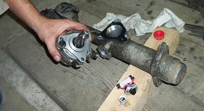 ремонт рулевой рейки мерседес пермь